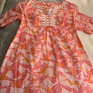 Lily Pulitzer short sleeve dress